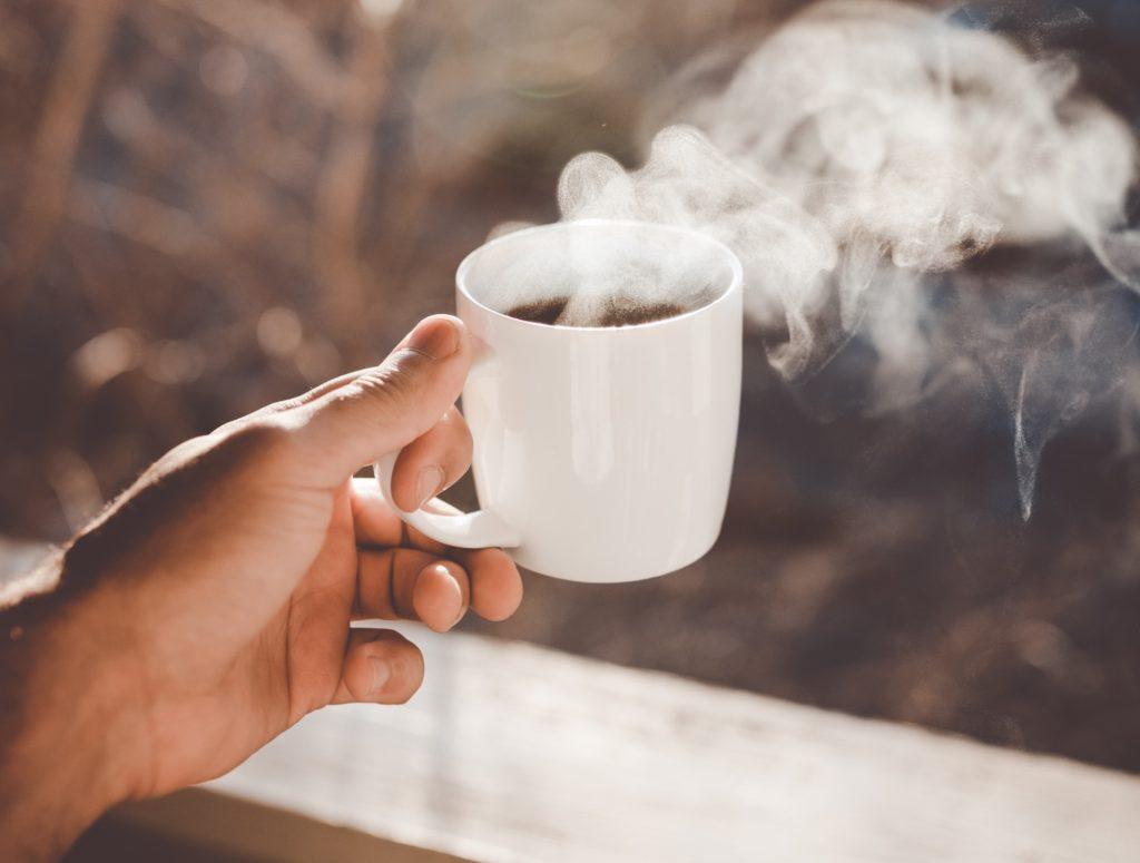 Benefits of drinking black coffee