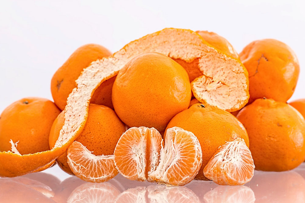 home remedies for yellow teeth orange peel