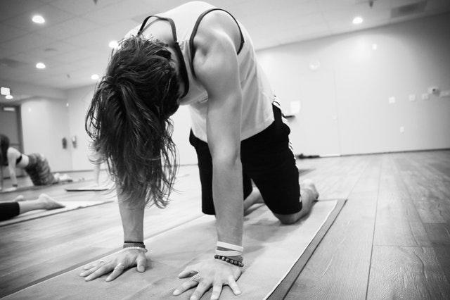 how to do Marjariasana yoga